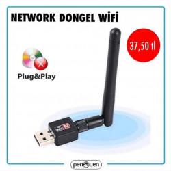 NETWORK DONGEL WİFİ
