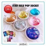 STAR SULU DESENLİ POP SOCKET