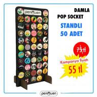 DAMLA POP SOCKET 50 ADET
