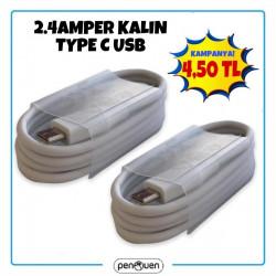 2.4 AMPER KALIN TYPE C USB