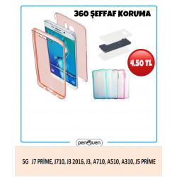 360 ŞEFFAF KORUMA