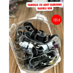 FANUSLU 50 ADET SAMSUNG USB