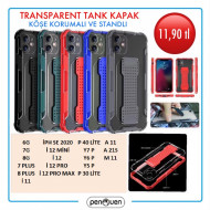 TRANSPARENT TANK KAPAK