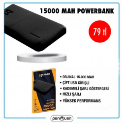 15000 MAH POWERBANK