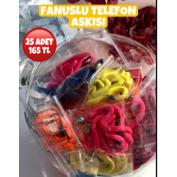 FANUSLU TELEFON ASKISI
