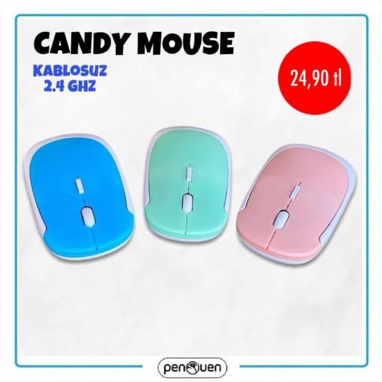 CANDY KABLOSUZ MOUSE