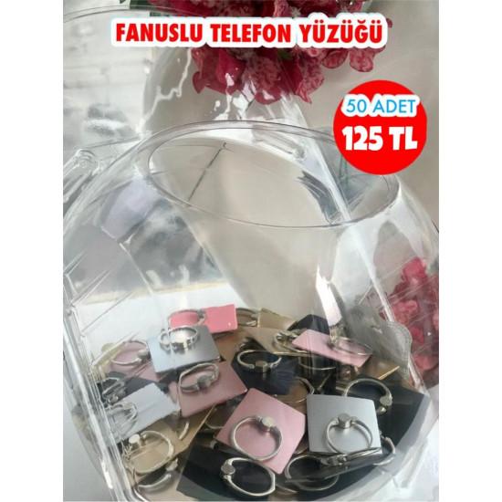 FANUSLU TELEFON YÜZÜĞÜ