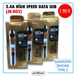 (JK-002) HİGH SPEED DATA USB