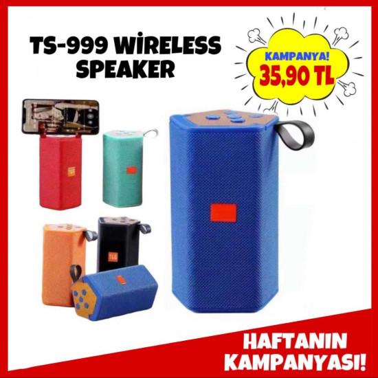 TS-999 WİRELESS SPEAKER