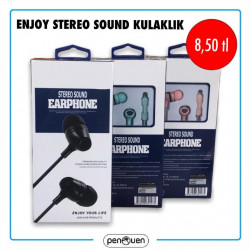 ENJOY STEREO SOUND KULAKLIK