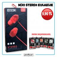 M30 STEREO KULAKLIK