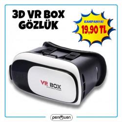 3D VR BOX GÖZLÜK
