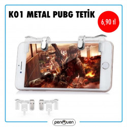 K01 METAL PUBG TETİK