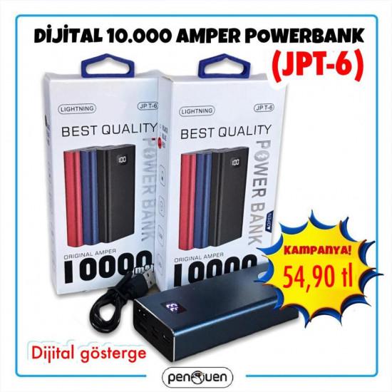 JPT-6 DİJİTAL10000 AMPER POWERBANK