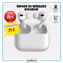 İNPODS 30 WİRELESS KULAKLIK