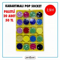 KABARTMALI POP SOCKET