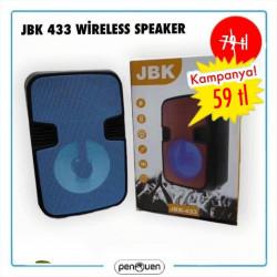 JBK 433 WİRELESS SPEAKER