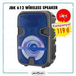JBK 612 WİRELESS SPEAKER