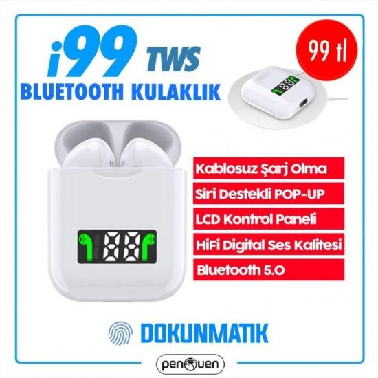 İ99 TWS BLUETOOHT KULAKLIK