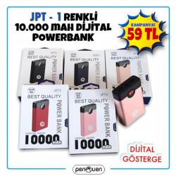 JPT-1 DİJİTAL 10000 AMPER POWERBANK