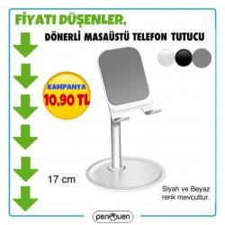 DÖNERLİ MASAÜSTÜ TELEFON TUTUCU