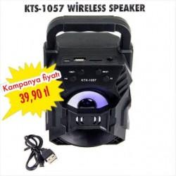 KTS-1057 WİRELESS SPEAKER