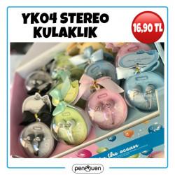 YK04 STEREO KULAKLIK