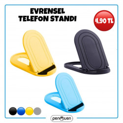 EVRENSEL TELEFON STANDI