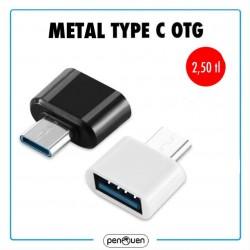 METAL TYPE C OTG