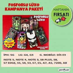 FOSFORLU LÜXO KAMPANYA PAKETİ