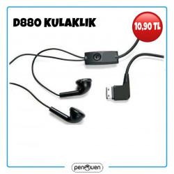 D880 KULAKLIK