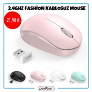2.4GHZ FASHİON KABLOSUZ MOUSE