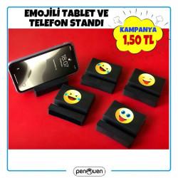 EMOJİLİ TABLET VE TELEFON TUTUCU