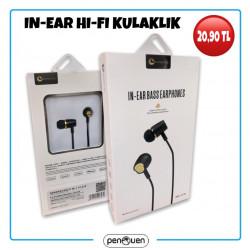 IN EAR HI-FI KULAKLIK