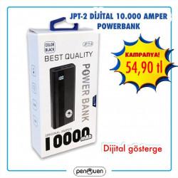 JPT-2 DİJİTAL 10000 AMPER POWERBANK