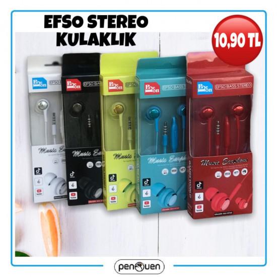 EFSO STEREO KULAKLIK