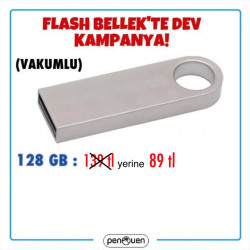 FLASH BELLEKTE DEV KAMPANYA