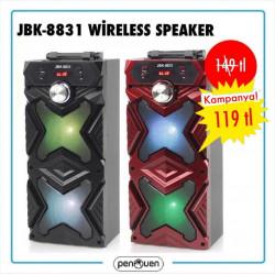 JBK 8831 WİRELESS SPEAKER