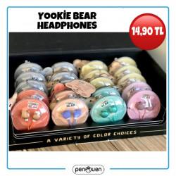 YOOKİE BEAR HEADPHONES