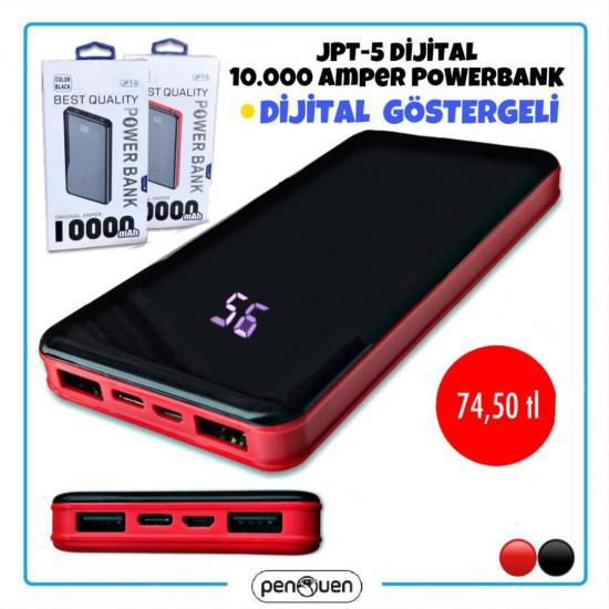 JPT-5 DİJİTAL10000 AMPER POWERBANK