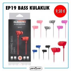 EP19 BASS KULAKLIK