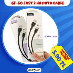 GF-60 SAMSUNG 2.4A FAST  DATA CABLE