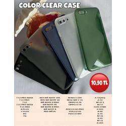 COLOR CLEAR CASE