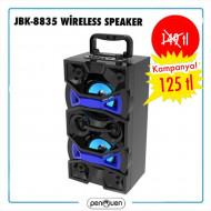 JBK-8835 WİRELESS SPEAKER