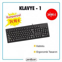 KLAVYE-1
