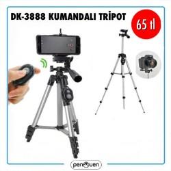 DK-3888 KUMANDALI TRİPOT
