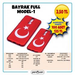 BAYRAK FULL MODEL-1 KAMPANYA PAKETİ