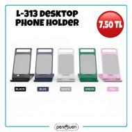 L-313 DESKTOP PHONE HOLDER