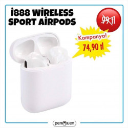 İ888 WİRELESS SPORT AİRPODS