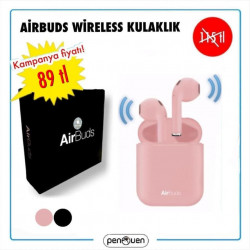 AİRBUDS WİRELESS KULAKLIK